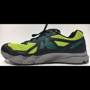 MERRELL Men's Agility Fusion Flex Athletic Sneaker